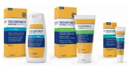 Neosporin Essentials Review: Help with Eczema