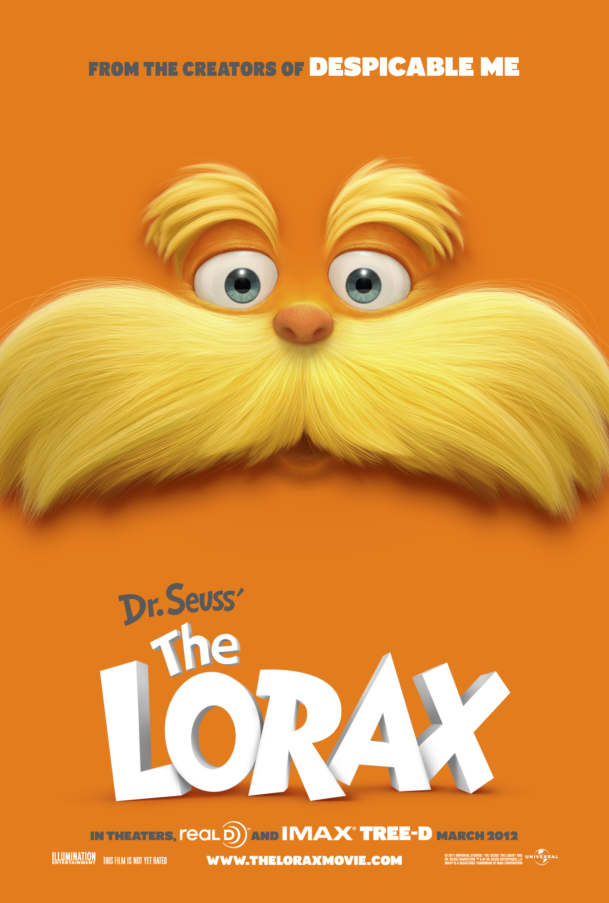 Dr. Seuss' The Lorax #Giveaway