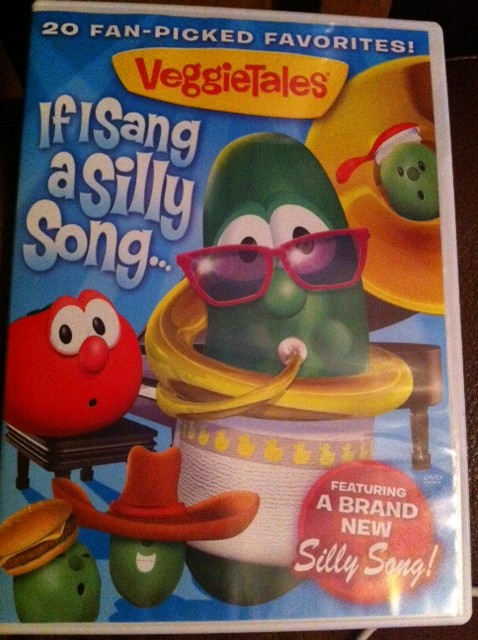 A Talking Tomato and Cucumber? Must be VeggieTales Review