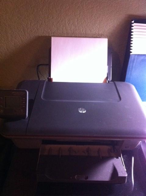 Printing Wirelessly w/ My HP ePrint