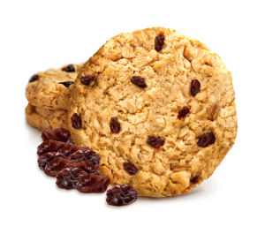 Success Has Never Tasted So Good: Quaker Oatmeal Cookies