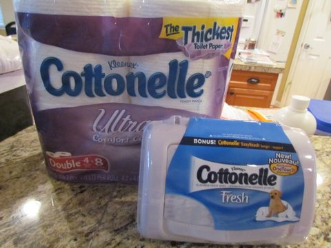 Help Cottonelle Name Their Care Routine!