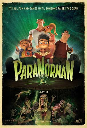 PARANORMAN and FRANKENWEENIE, Children's Movies??