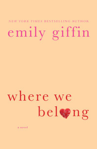 Emily Giffin novel