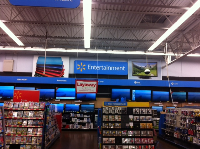 Walmart DVD Blu-ray