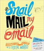 Snail Mail My Email through November 18th,2012