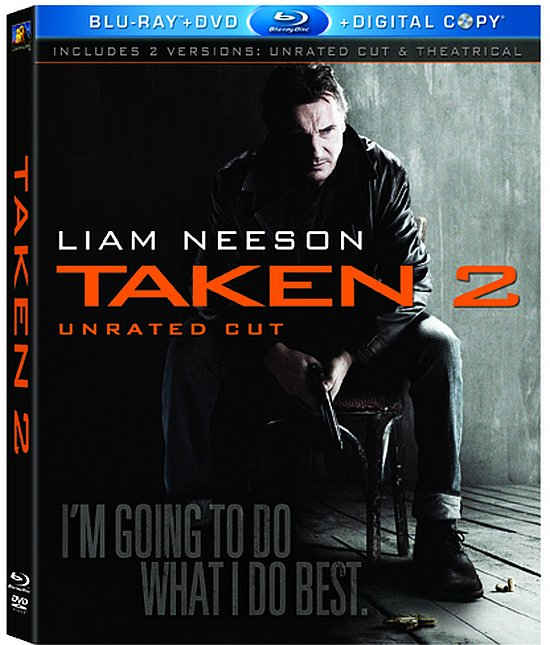 Taken 2 Review: Get your Copy in Stores Now!