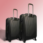 20 and 24 inches suitcases (with red)