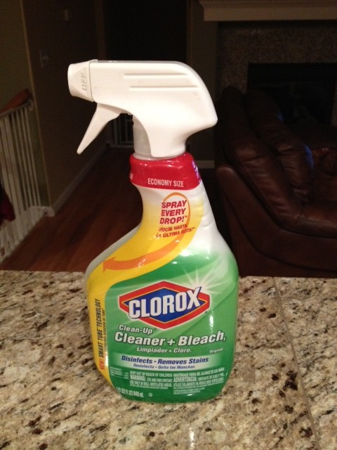 Let's Get Cleaning Giveaway with Clorox! #sprayeverydrop