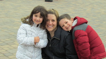 me and kiddos