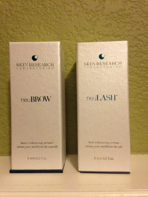 neuLash and neuBrow Product Review
