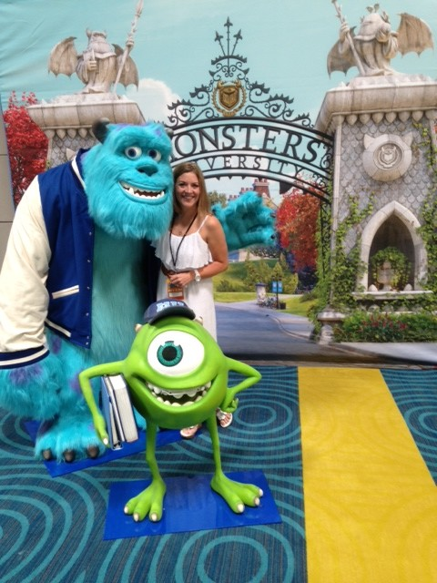 It's True, Monsters University Mike and Sulley Love Milk too!