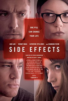 Side Effects Movie Review, Starring Channing Tatum and Jude Law