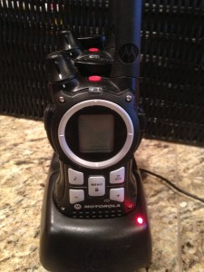 Motorola Two-Way Radio