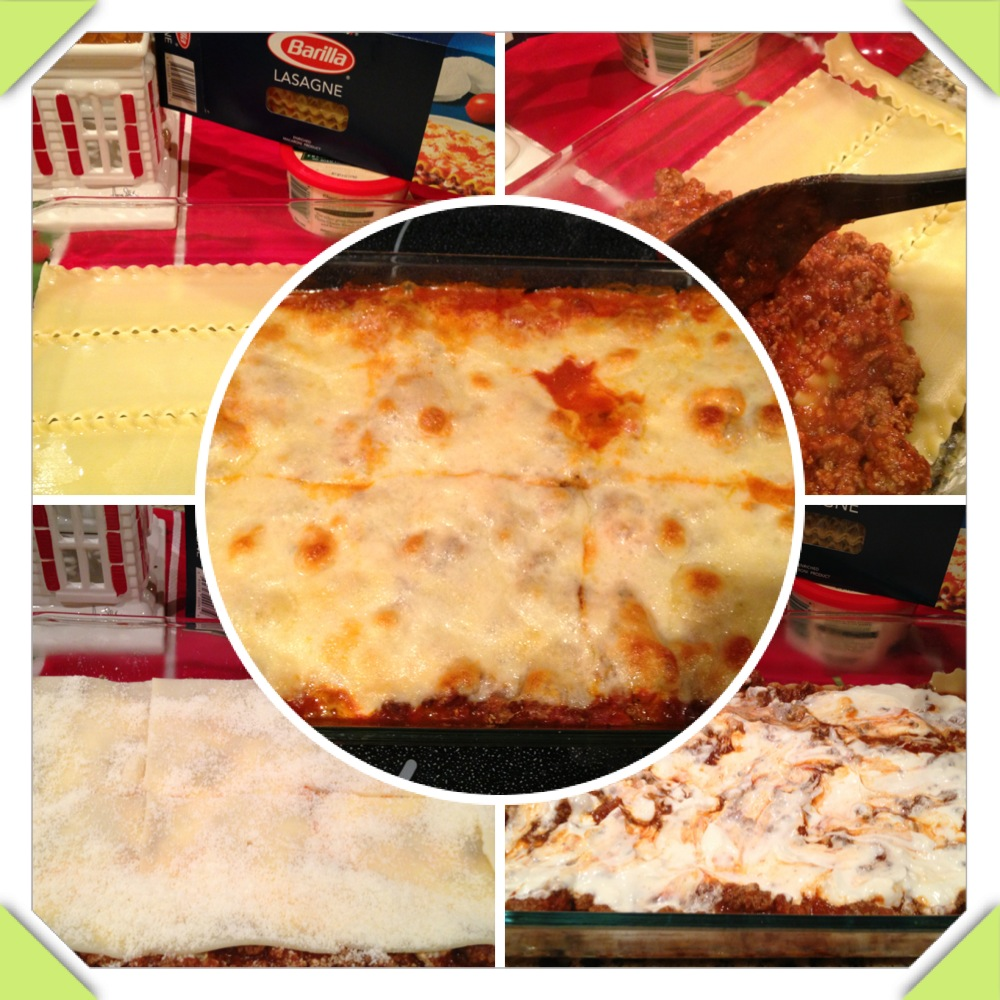 Quick & Creamy Homemade Lasagna Recipe