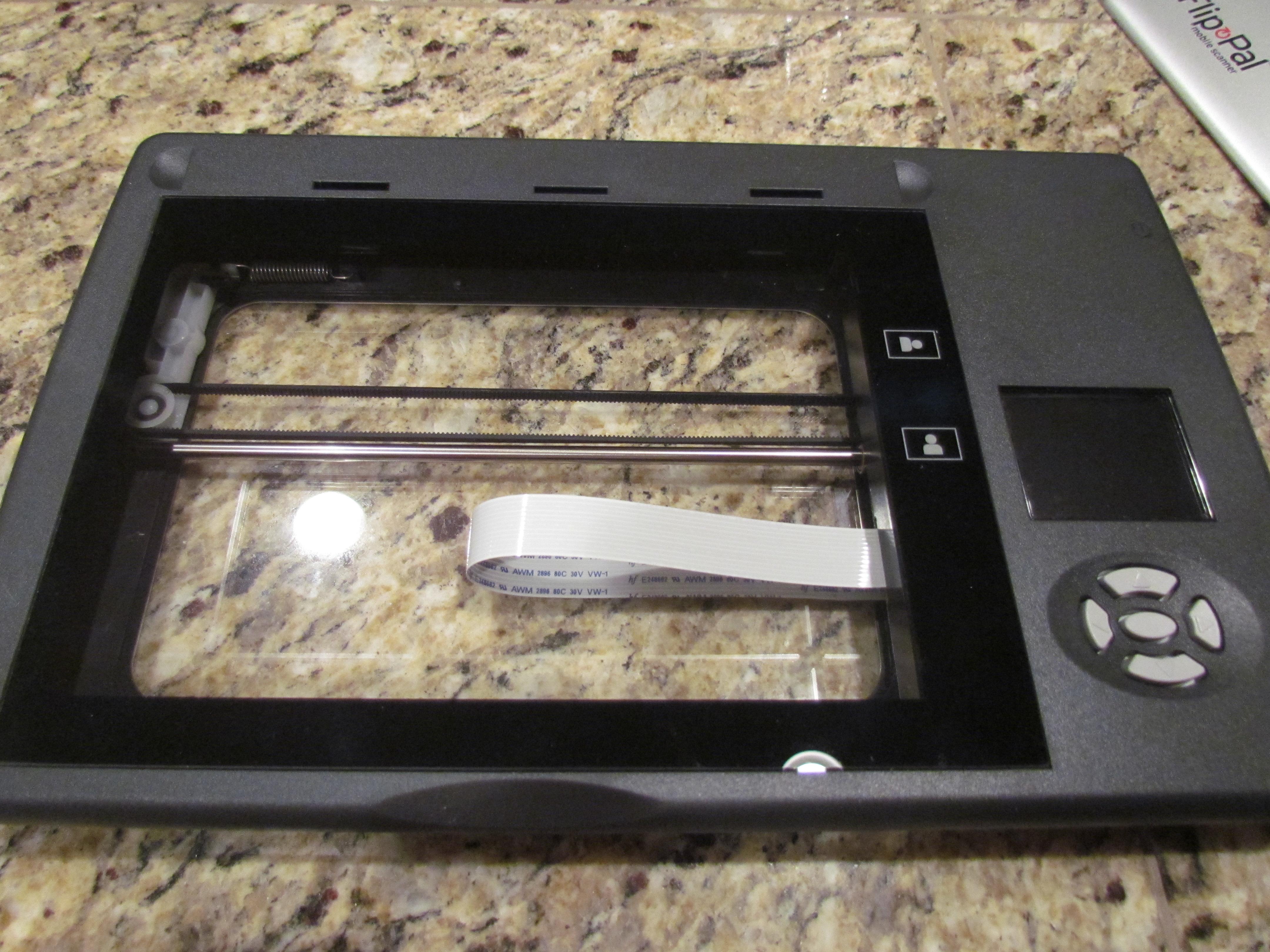 flip pal scanner instructions