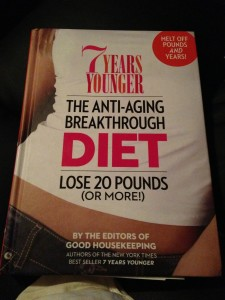 7 Years Younger: The Anti-Aging Breakthrough Diet Book