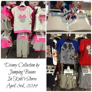 Disney Collection by Jumping Beans