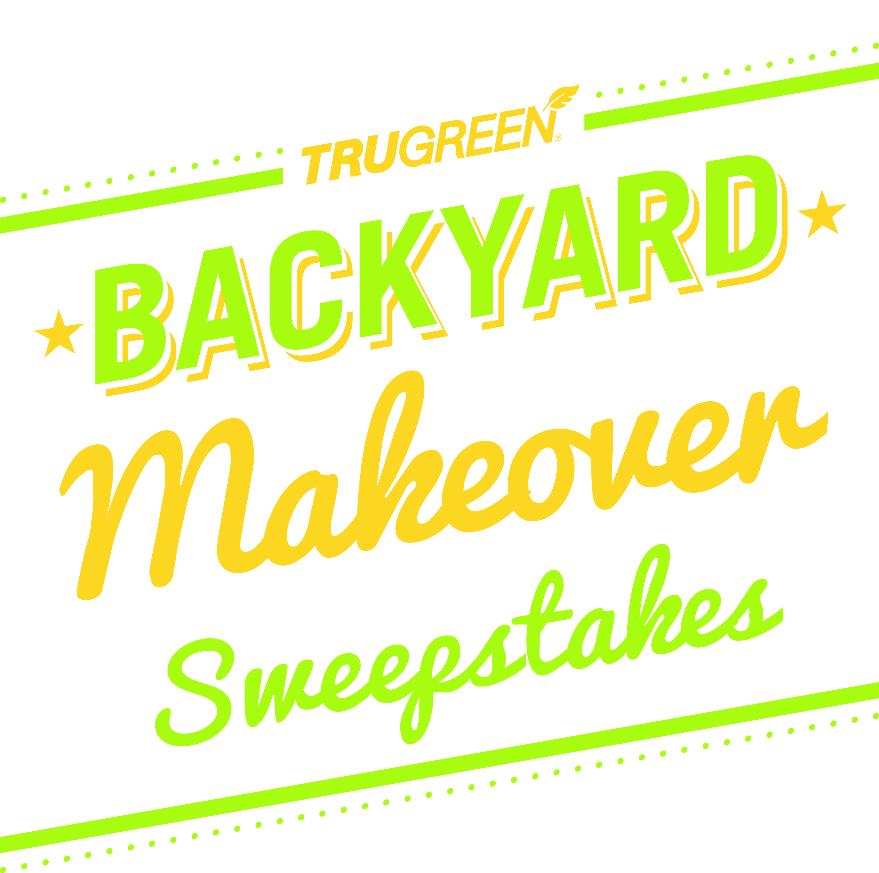 TruGreen Backyard Makeover