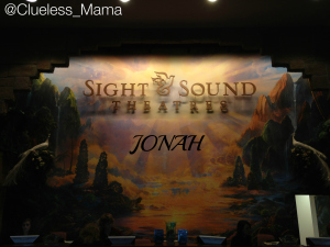 Jonah Presented by Sight & Sound Theatres Review #ExploreBranson