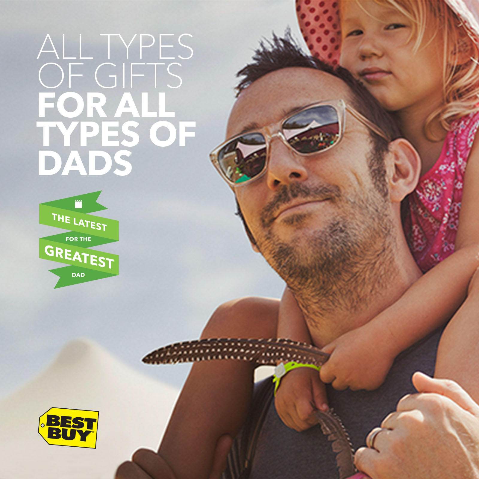 Need a Gift for Dad? Head to Best Buy