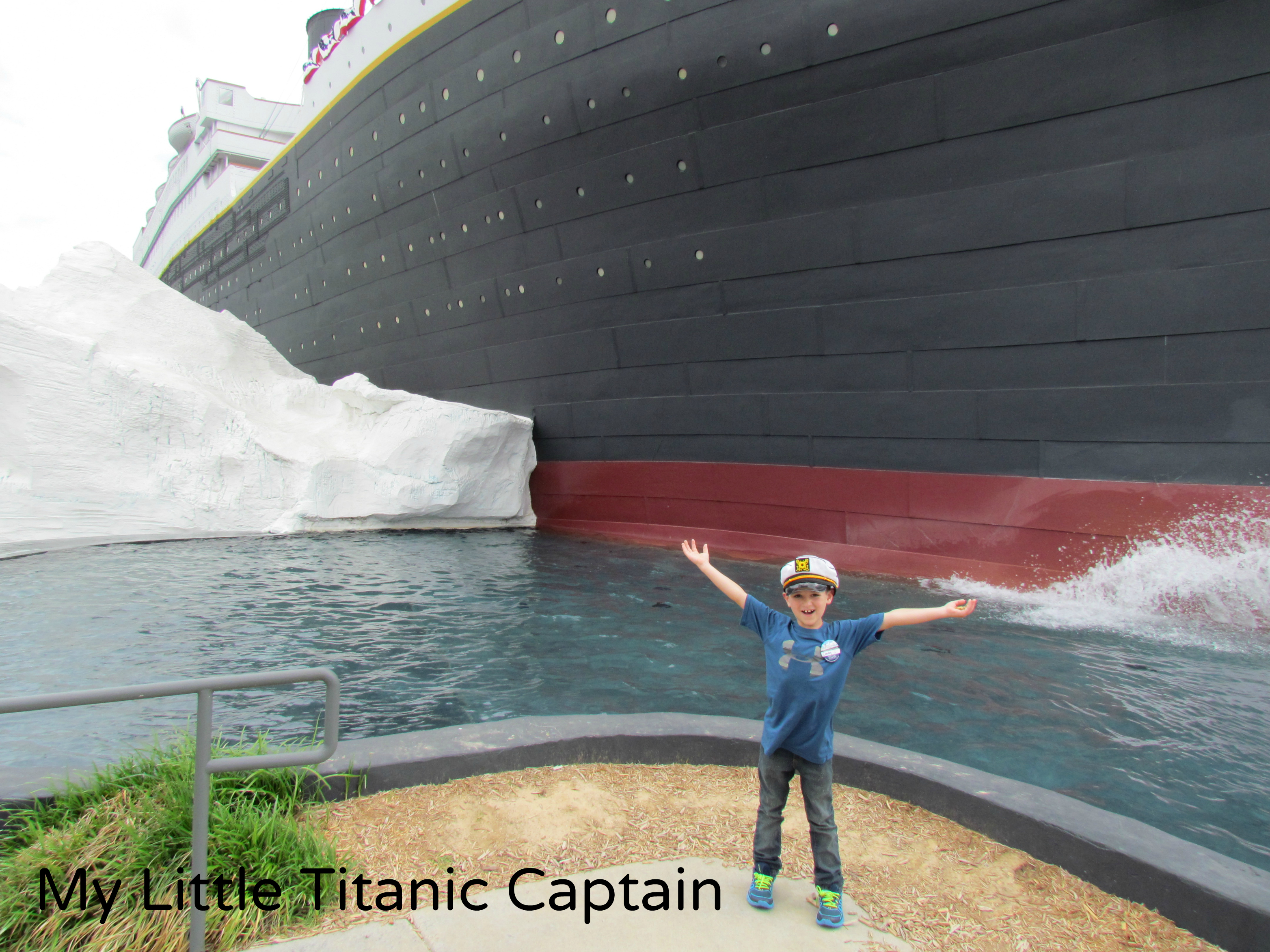 The World's Largest Titanic Museum in Branson, Missouri.  #ExploreBranson