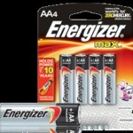 Energizer MAX with Power Seal