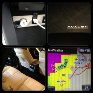 Avalon Hybrid features