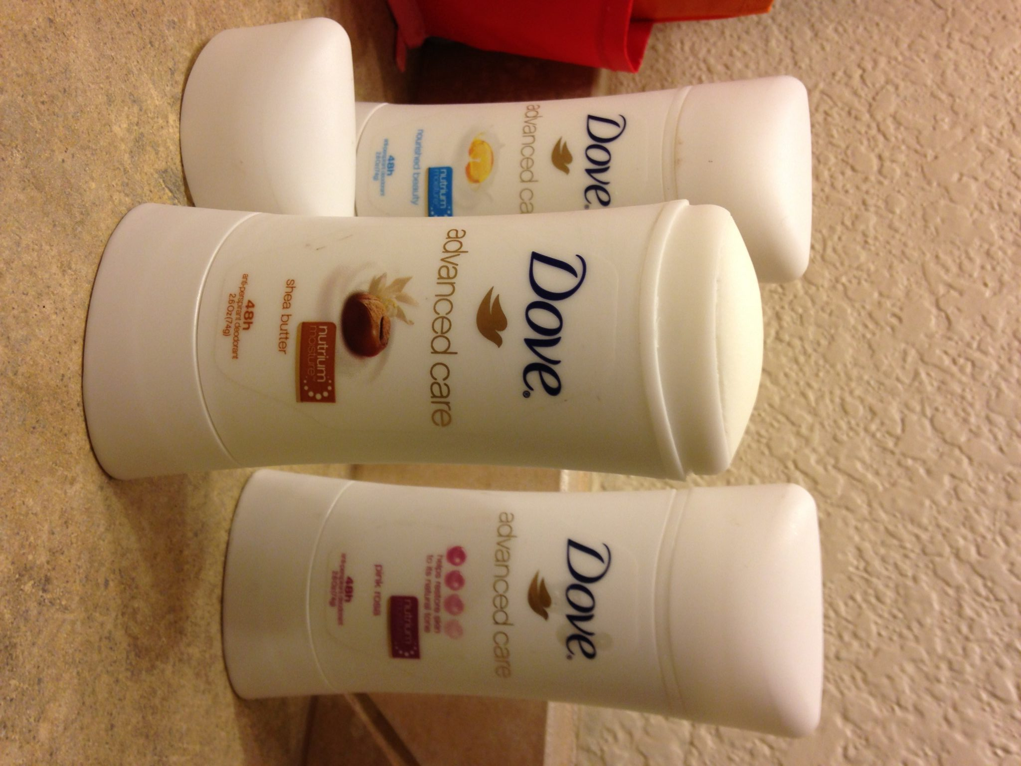Going Sleeveless with Dove Advanced Care Deodorant