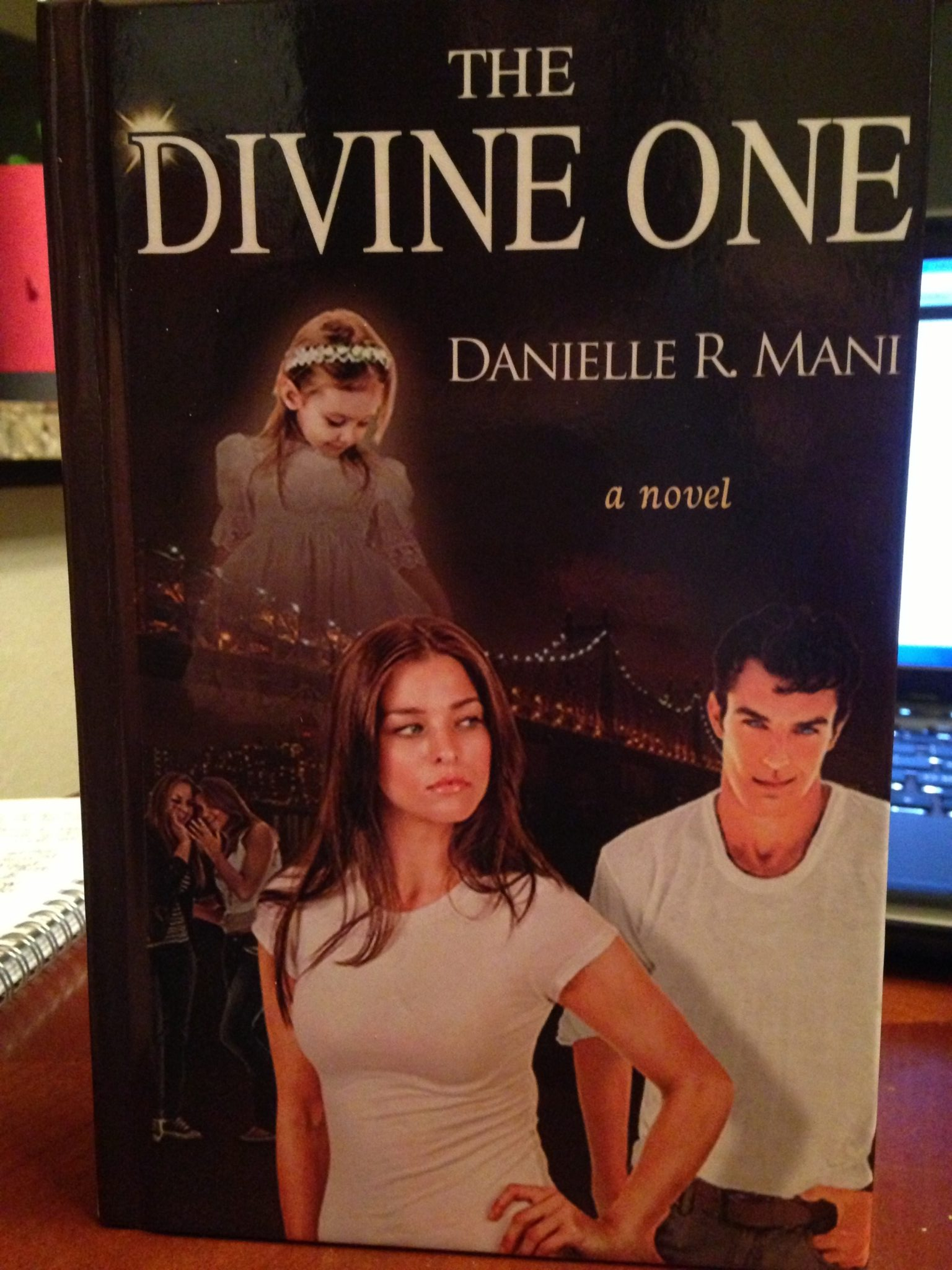 A Young Adult Novel Review, The Divine One by Danielle R. Mani