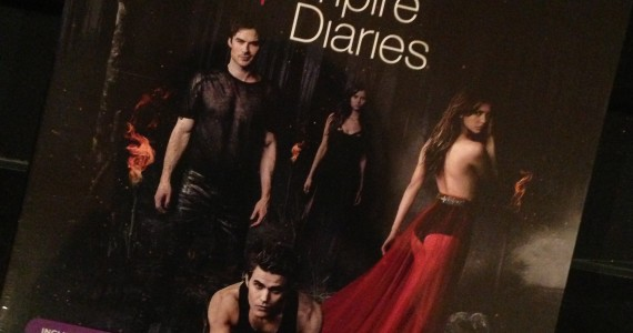 The Vampire Diaries blu-ray