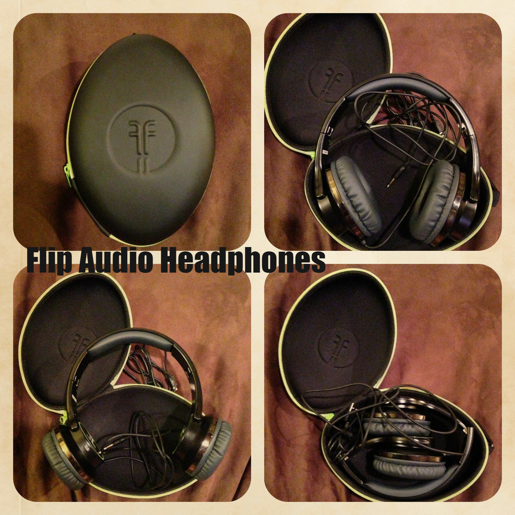 Flip Audio Headphones