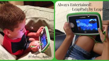 #LeapPad3 Hotel