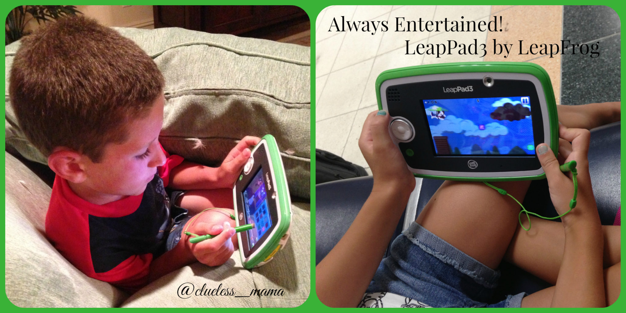 LeapPad3: Entertainment and Education Rolled into One
