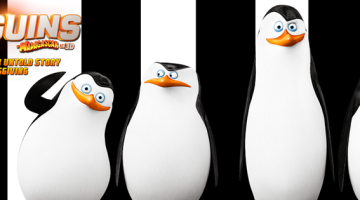 Penguins of Madagascar Movie