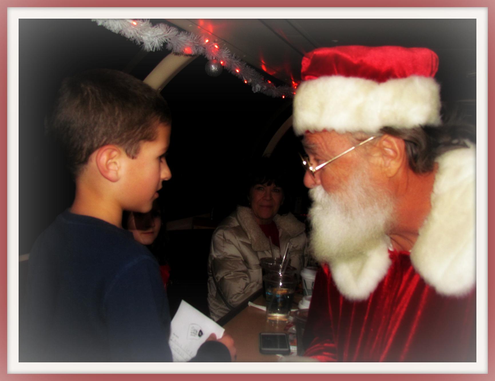 Santa Express Santa