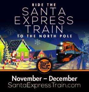 Santa Express Train