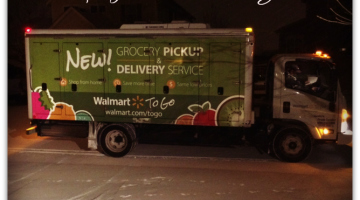 Walmart To Go Delivery