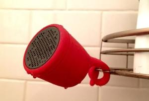 Boom Swimmer Shower speaker #giveaway