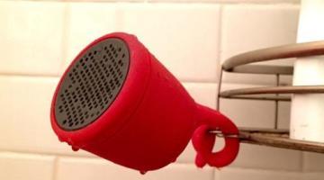 Boom Swimmer Shower speaker #giveaway