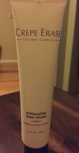 #CrepeErase Exfoliating Body Polish
