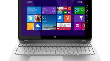 AMD FX APU HP Envy Touchsmart