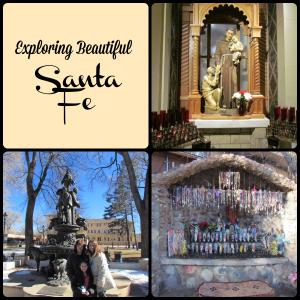 Exploring Santa Fe