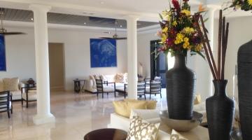 hotel lobby #BeachesResort