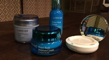 laneige Advanced Water Science Skincare