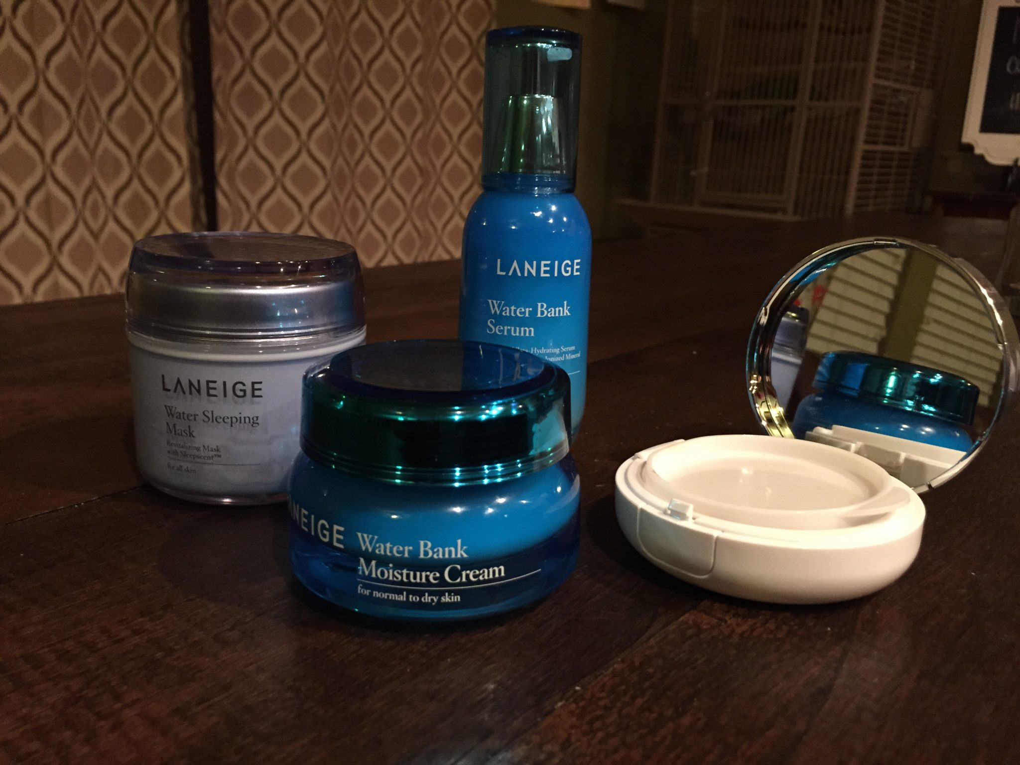LANEIGE Advanced Water Science Skincare Review