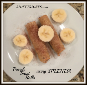 #SweetSwaps Recipe