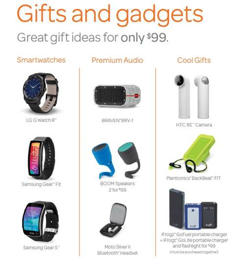 Gift Ideas for Dad Under $100 from AT&T Retail Stores