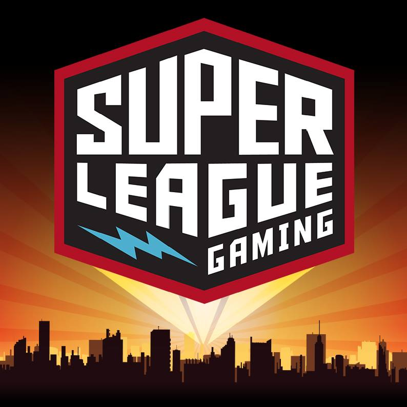 Super League Gaming #Minecraft