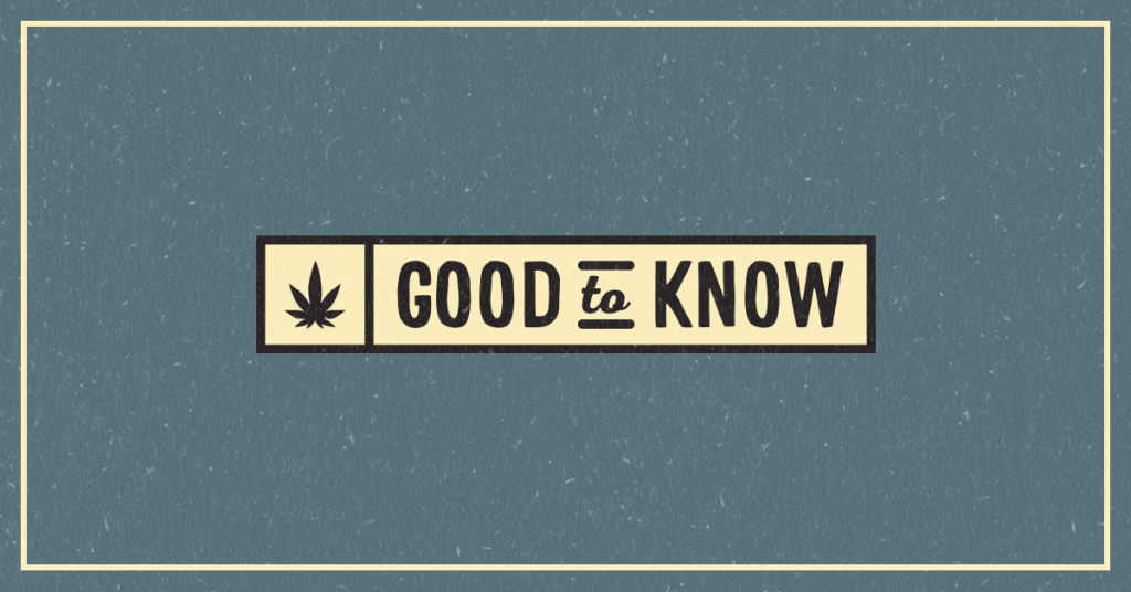 #GoodToKnow website